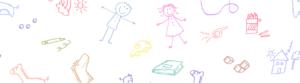Des dessins d'enfants