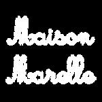logo fond blanc Maison Marelle