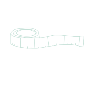 Un mètre et un ruban Maison Marelle