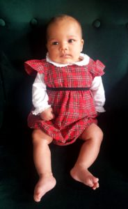 Le bébé Elie Maison Marelle